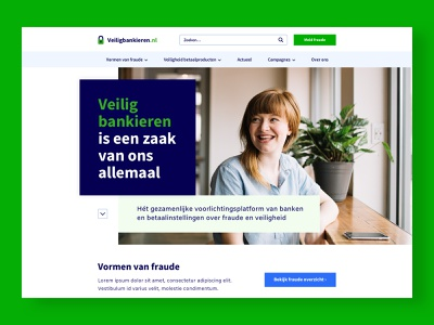 Website redesign fraud finance homepage redesign website redesign redesign homepage web design website design ux ui rebranding website content design content design branding