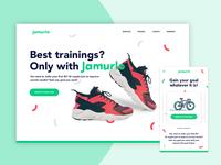 Jamurlo Training App