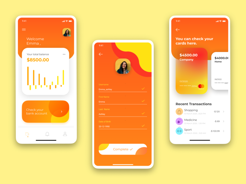 Pay Bees - UI/UX Design For Payment App web design app ux ui  ux mobile app design uxdesign uiuxdesign uidesign uiux ui