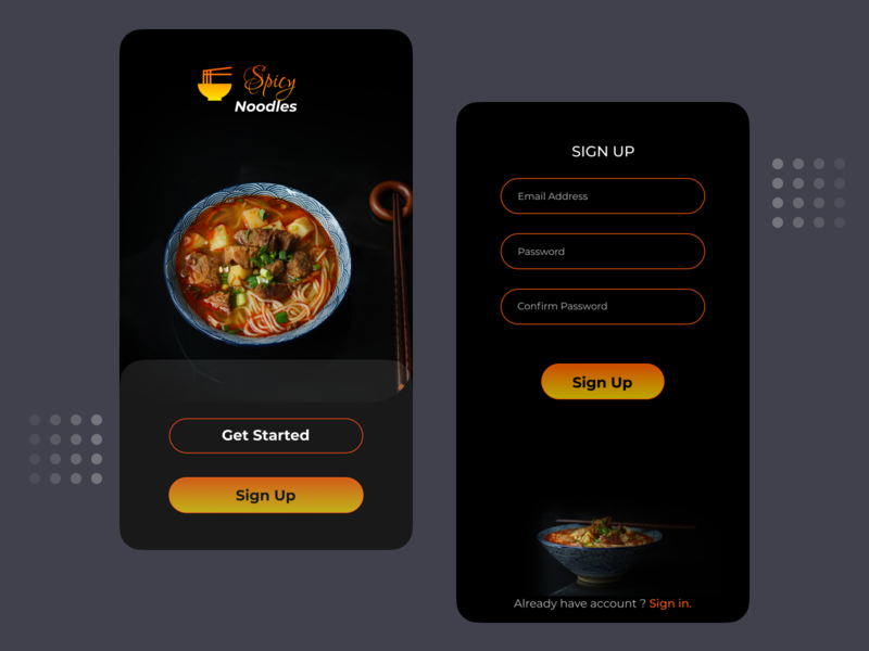 Sign Up Page | Daily UI #001 daily ui ui mobile app design design daily 100 challenge app uiuxdesign uiux ui  ux uidesign dailyui001 dailyui