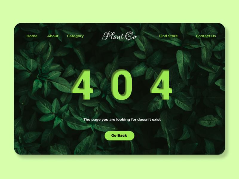 404 Error Page | Daily UI 008 dailyuichallenge dark dailyui008 daily 100 challenge uiux daily ui dailyui ui ui  ux uiuxdesign uidesign design