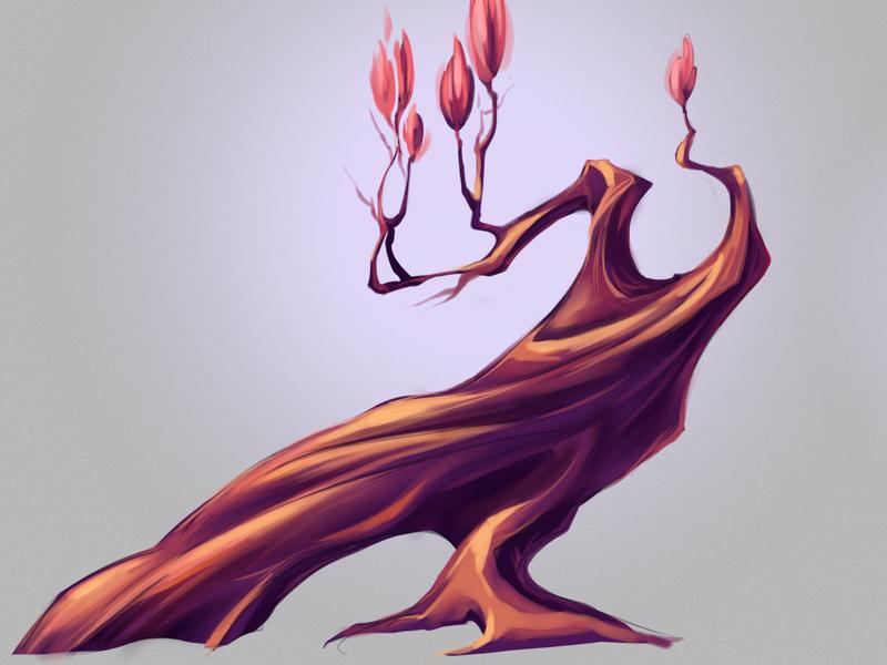 tree concept art