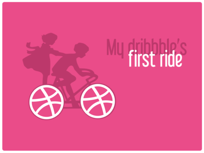 Dribbble First Ride