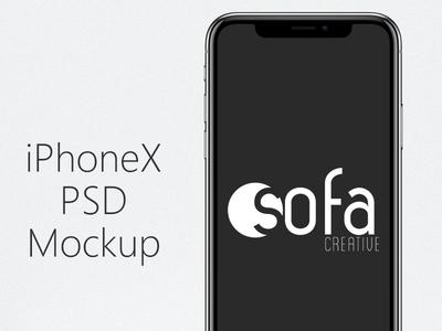 Iphone X   Psd Mockup download free iphone mockup free psd iphone x