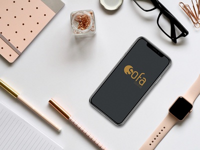 Iphone X On Desk Free Mockup Download free psd downlaod free iphonex mockup iphonex mockup mockup free free psd free download free mockup