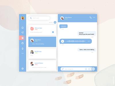Direct Messaging message app messaging messages message direct messaging direct message vector uidesign ui illustrator graphicdesign graphic design