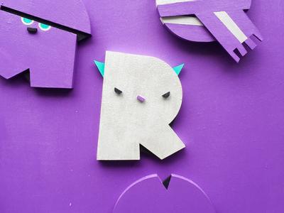 R for rebellious
