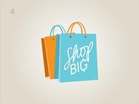 Shop Big - Shopping Bag 2