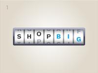 Shop Big - Counter