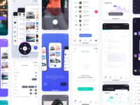 Atro mobile ui freebie 2
