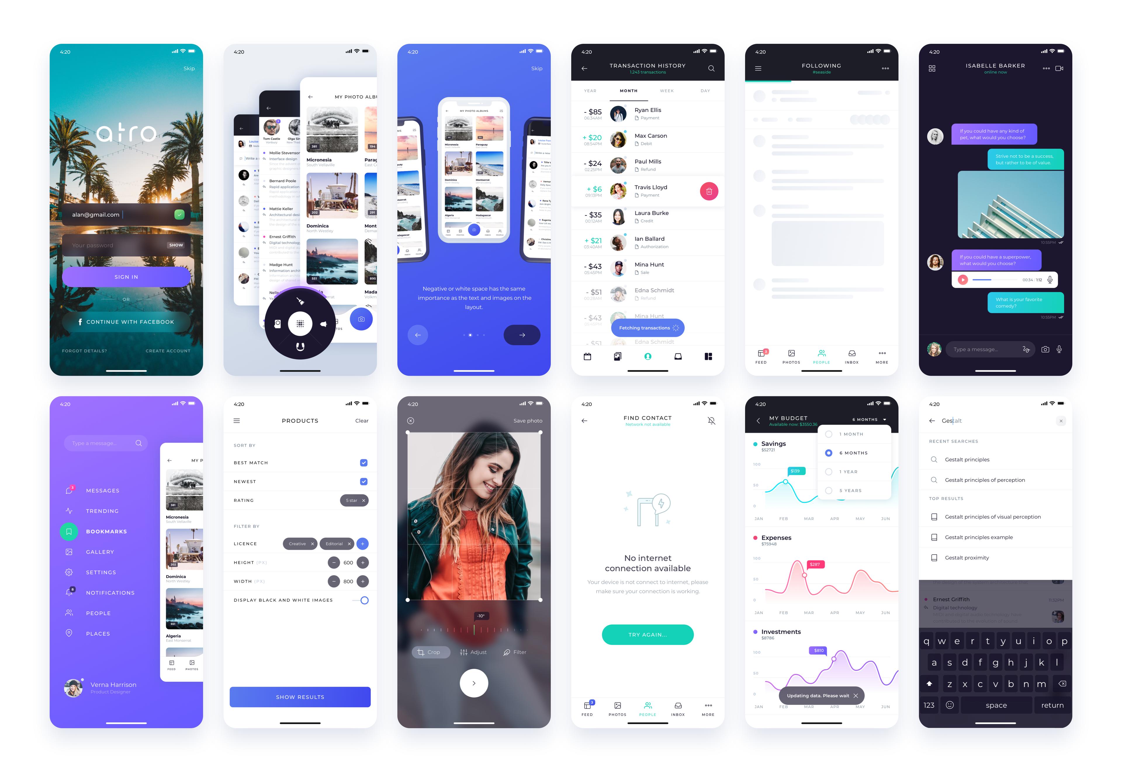 N|Free Download UI Kit