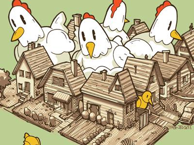 Chickens300400
