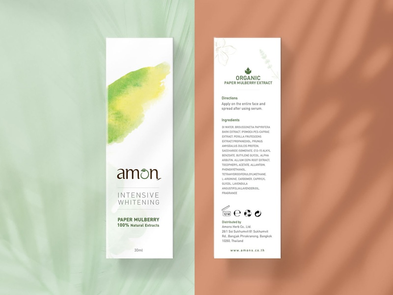 Amons Natural Packaging package package design eco natural design packaging branding