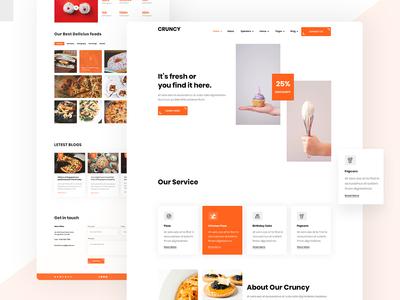 Best Bakery website/Landing page