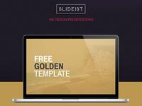 Golden Dribbble
