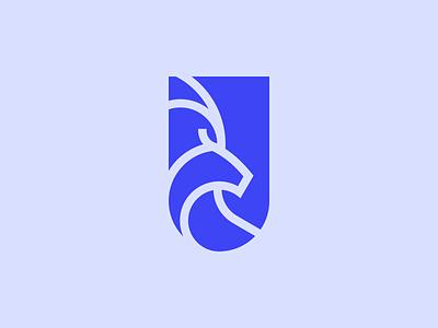 h negativespace brand logo minimal modern simple