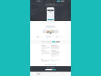 WIP Homepage
