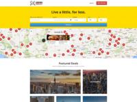 Dd homepage design