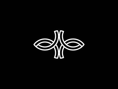 Semblance Logo symbol mark brand logo beauty insight eyes vision