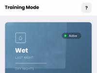 Training mode v2 wet 2x