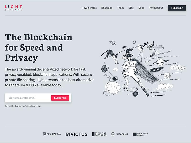 Ls new website