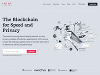 Lightstreams Network Website