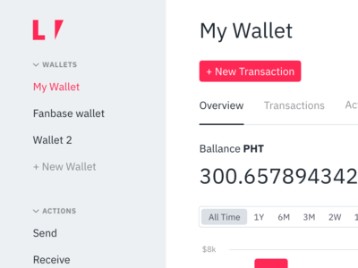 Lightstreams Crypto Wallet
