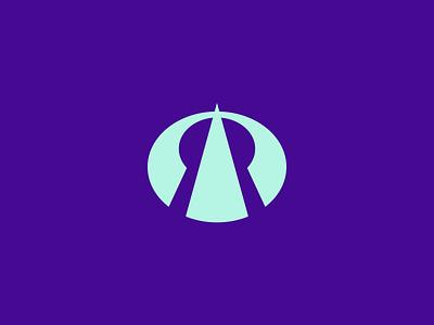 Space Exploration Logo clean minimal free logo explore rocket space