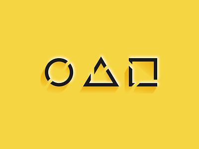 SQUID GAME : CUSTOM design illustration flayer poster designer branding design branding logo graphic design