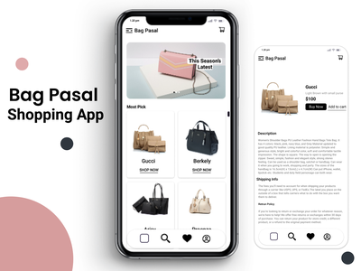 Bag Pasal Application Design experience experiment lifestyle design art lifestyle illustration ui  ux uxdesign uiux ui life concept design concept