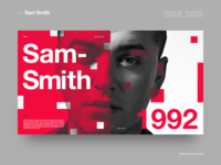 Sam Smith | Type poster?