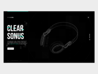 AudioKing | Clear Sonus (product page landing - exercise)