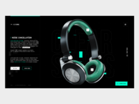 AudioKing | Clear Sonus (product landing page exercise)