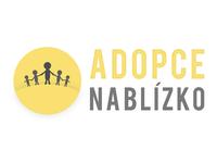 Adopce nablízko logo