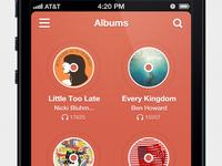 Musix App - Albums