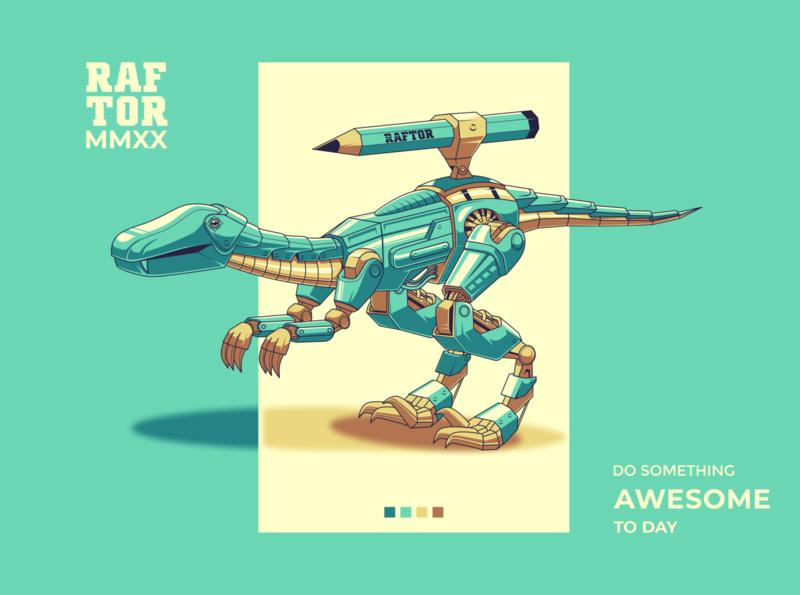 RaftorPen indonesia art design illustration art vector digital art designer illustrator illustration
