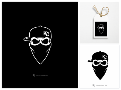 KC Logo Design brandidentity dribbblers skull logo skull art skull hypebeast logodesigner logo designer clothing brand clothing company clothing logomark logomaker logodesign branding logo designer