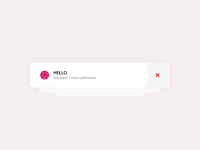 Hello. dribbble design ui