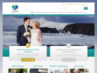ACCORD Catholic Marriage Care Service Website