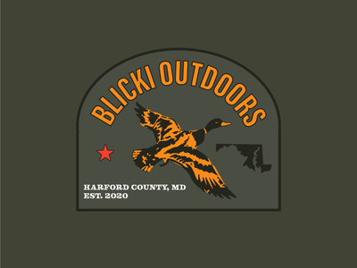 Blicki Outdoors - Hunting Lifestyle Brand lifestyle outdoors hunting duck hunting