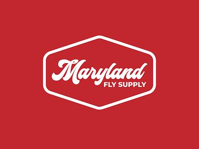 MD Fly Supply Hat Logo
