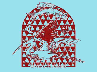 Carter Lake Crossing 2019