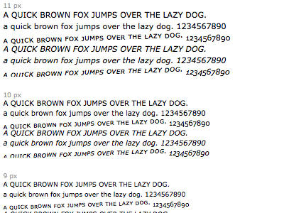 Oops typography webfonts verdana error