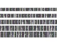 A rainbow of subpixels
