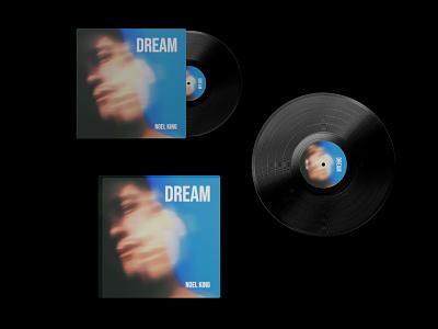 Project - Dream for Noel King cover album cover graphic design design