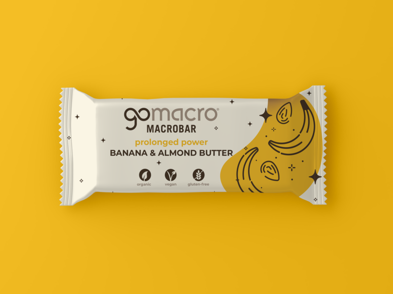 Macrobar Packaging design protein bar chocolate packaging packaging icon web illustration branding design