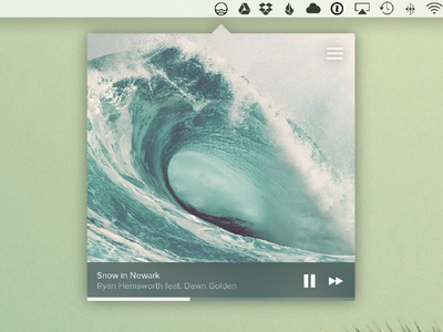 Noon Pacific for Mac OSX radio music pacific noon
