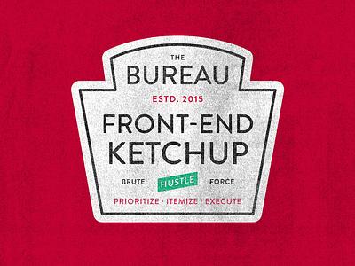 Ketchup branding