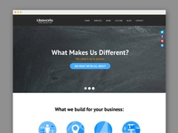Ideaworks Website Redesign Preview