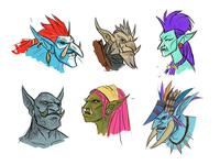 Warcraft Trolls